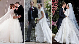 Pro tyto páry byl rok 2017 ve znamení svatby