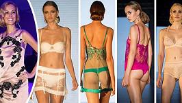 Modelky v luxusním prádélku najdete v galerii.