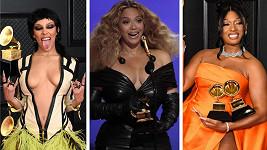 Tyto hvězdy patří k nejvýraznějším z letošních Grammy.