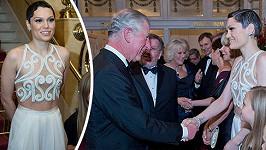 Jessie J s princem Charlesem.