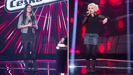 Katarína a Zuzana Kamencovy se chtějí živit zpěvem.
