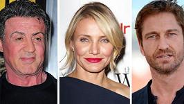 Sylvester Stallone, Cameron Diaz i Gerard Butler prošli hereckou školou muže, který skončil za mřížemi.