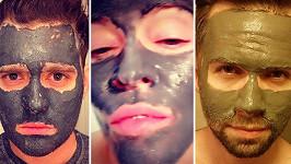 Celebrity po pleťovými maskami ztrácejí své kouzlo.