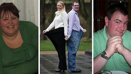 Natalie a Scott společně ztratili přes 170 kilogramů.