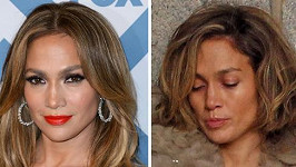 Jennifer Lopez si vybrala slabší chvilku.
