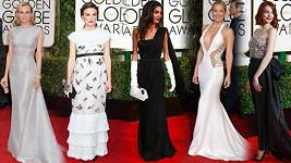 Ty nejzajímavější módní informace z udílení Golden Globes Awards.