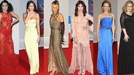 Ty nejlepší róby Brit Awards.