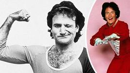 Takhle vypadal Robin Williams v počátcích kariéry.