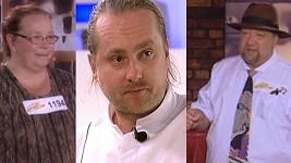 Marta Tužinská, Michal Rabina a Petr Jachnin zkusili štěstí u konkurence a vyšlo to.