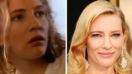 Cate Blanchett za 20 let dospěla do krásy.