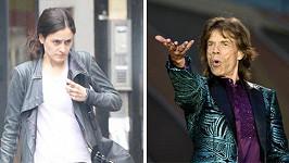 Mick Jagger a jeho nový objev.