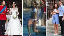 Britové vévodkyni Kate milují.