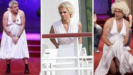 Tři variace na Marilyn Monroe.