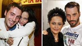 Vaše Noid Bárta a Lucie Bílá se během dvanácti let dost změnili.