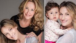 Zuzana je krásná po mamince.