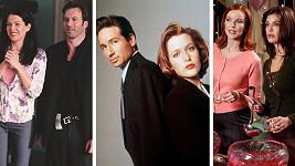 Tito seriáloví kolegové se neměli příliš v lásce.