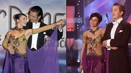Tanečnice Petra Bendeho má šaty po Táňe Vilhelmové.