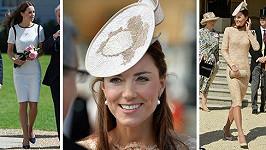 Vévodkyně z Cambridge nyní sází na pouzdrový střih.