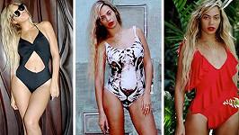 Beyoncé předvedla své sexy tělo.