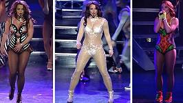Britney Spears má odvahy na rozdávání.