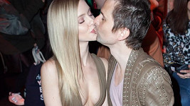 Matt Bellamy a Elle Evans