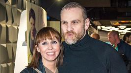 Ján Jackuliak s manželkou Barborou