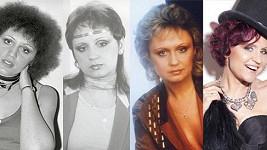 Takhle se zpěvačka Petra Janů měnila v čase. S šesti křížky na zádech vypadá lépe, než kdy dříve.