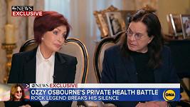 Ozzy Osbourne s manželkou Sharon po boku oznámil, že trpí Parkinsonovou chorobou.