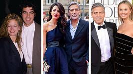 Tohle jsou největší lásky George Clooneyho.