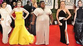 Těmto dámám se na Zlatých glóbech nezadařilo.