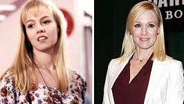 Jennie Garth se proslavila seriálem Beverly Hills 90210.