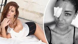 Nyní vypadá Česká Miss 2012 jako pirát.