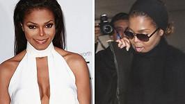 Janet Jackson se nehezky proměnila.