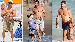 Tito tatínci jsou ve skvělé formě.