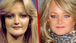 Bonnie Tyler stárne s grácií.
