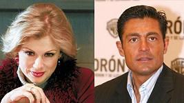 Leticia Calderon a Fernando Colunga po 15 letech od začátku natáčení Esmeraldy.