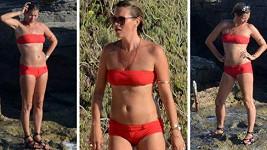 Kate Moss se rozhodně nemá za co stydět.