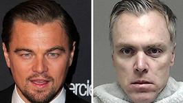 Leonardo DiCaprio a jeho nevydařený nevlastní bratr Adam.