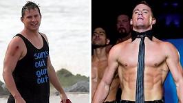 Channing Tatum a jeho proměna.