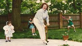 Seniorka překvapila svou kondicí. (ilustrační foto)