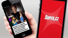 Aplikace Super.cz je 17. prosince dostupná ke stažení.