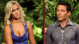 Nela obvinila Gina ze švindlování.