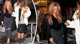 Beyoncé si je jistá v kramflecích.