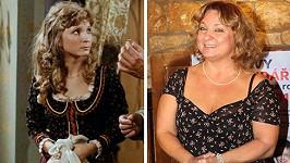 Martina Hudečková v rozmezí téměř třiceti let.
