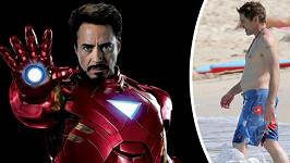 Iron Man není v civilu žádný super hrdina.