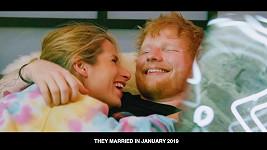 Ed Sheeran s manželkou Cherry Seaborn