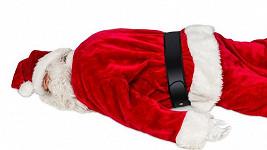 Tento Santa to nevychytal... (ilustrační foto)
