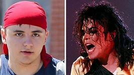 Syn Michaela Jacksona svého otce moc nepřipomíná.