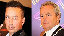 Petr Bende a Saša Hemala jsou vzdálení příbuzní. Zpěvák proto žádal moderátora o radu, jestli má jít do StarDance.