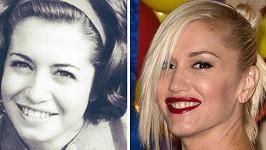 Gwen je krásná po mamince.